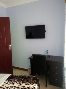 Wayside  Hotel Arusha Study desk