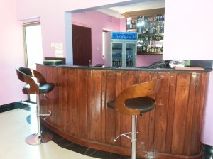 Wayside Hotel Arusha bar