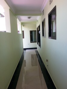 Wayside Hotel Corridor