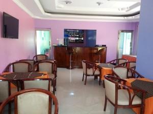 wayside hotel arusha restaurant