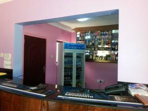 wayside hotel arusha tanzania bar